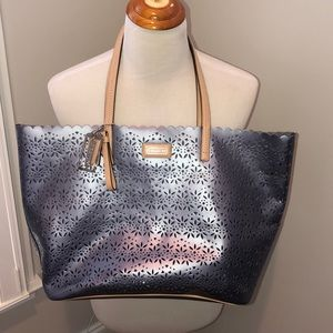 Coach Perforated Tote